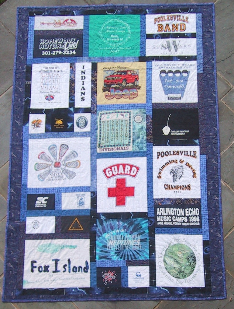 Example of a life interest quilt.